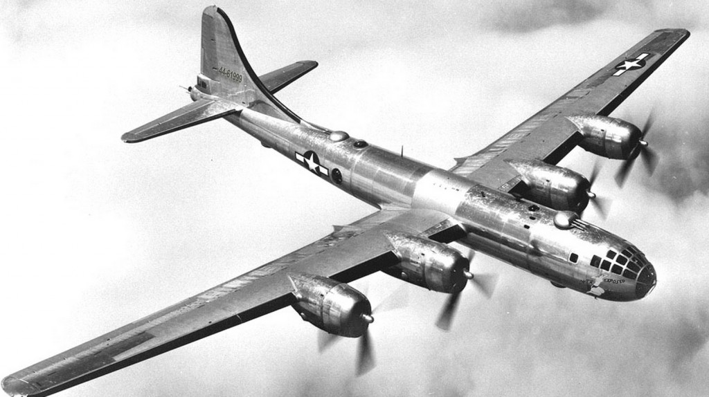 B29 Overexposed mock up